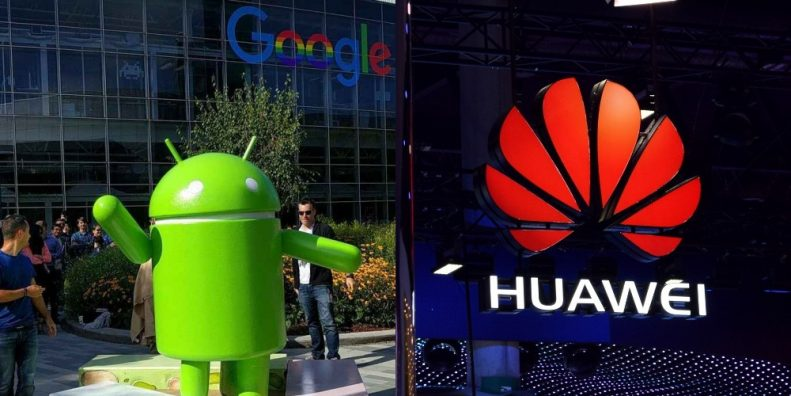 Google suspends Huawei's Android Licence, pulls Play Store and no more security updates 1