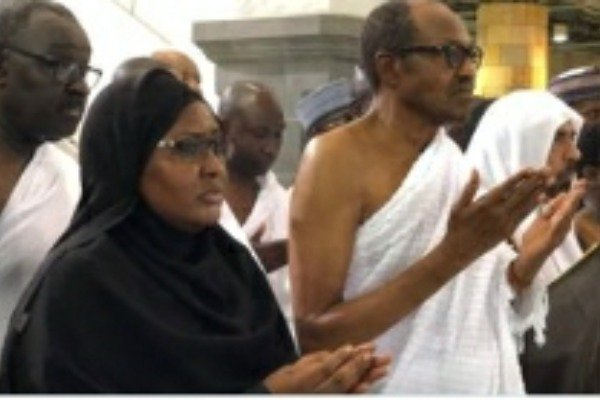 """""""The President Not In Saudi Arabia"""" – Nnamdi Kanu Alleges After Buhari Was Spotted Running In Mecca [Video] 1"""