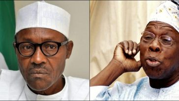 President Buhari Selling Future Generation With N24.947 Trillion Debt Profile - Obasanjo 2