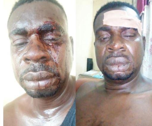 Nigerian Army Arrests 'Soldier' Who Attacked Veteran Musician Baba Fryo In Lagos [Photos] 1