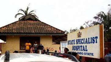 Confusion On Burial Day As Baby's Corpse Goes Missing In Ondo Mortuary 8