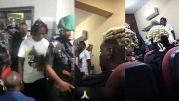 Naira Marley Pleads 'Not Guilty' Of Credit Card Fraud, Remanded In Prison 5