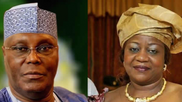 Atiku Vows To Drag Lauretta Onochie To Court After She Failed To Apologize And Pay Him N500m 11