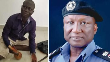 52-Year-Old Man Arrested For Attempting To Dupe Ogun State Commissioner Of Police 1