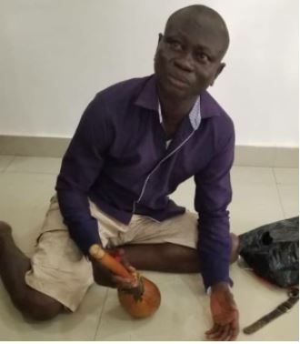 52-Year-Old Man Arrested For Attempting To Dupe Ogun State Commissioner Of Police 2