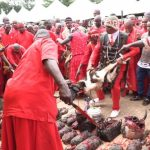 Priests, Herbalists Storms The Streets Of Benin To Wage War Against Killers, Kidnappers, Cultist 28