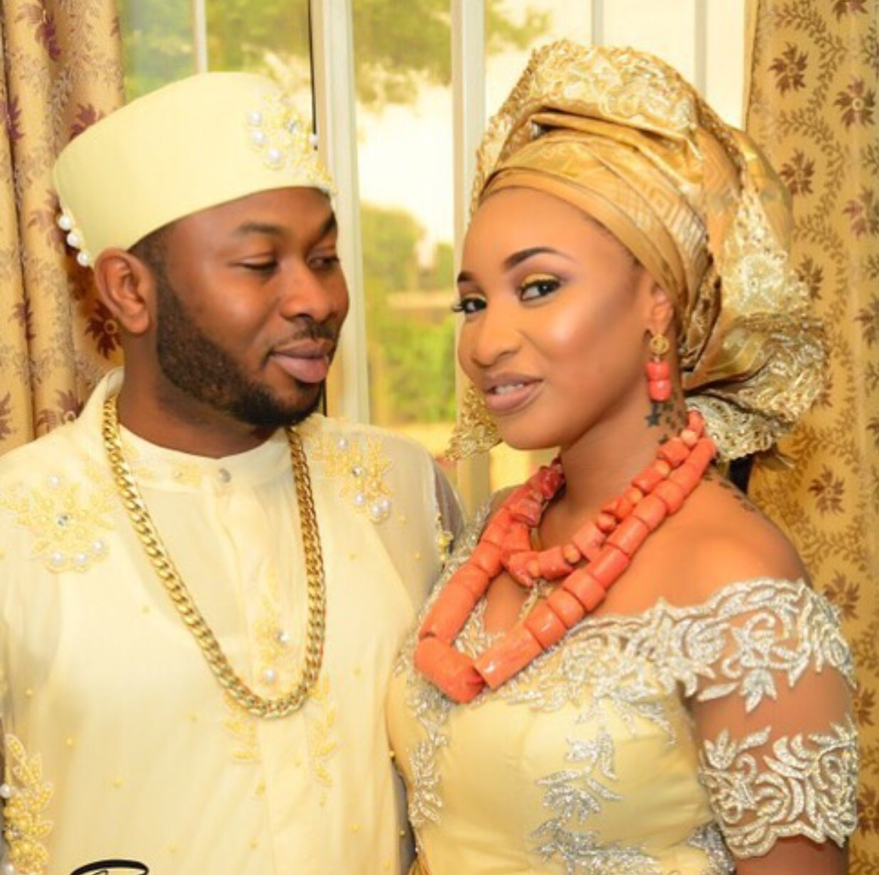 Tonto Dikeh's Ex-husband, Olakunle Churchill Featured On UNN Exam Question 1