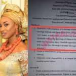 Tonto Dikeh's Ex-husband, Olakunle Churchill Featured On UNN Exam Question 28