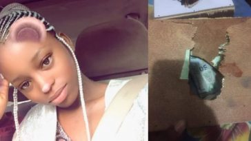 Nigerian Lady Shocked With Content Of Her Piggy Bank Savings Of Over One Year [Photos] 1