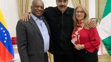 Orji Uzor Kalu Strikes Oil Deal With President Nicolás Maduro Of Venezuela [Photos] 1
