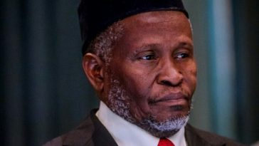 Acting CJN, Tanko Muhammad Dragged To Court Over Alleged Age Falsification 2