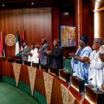 President Buhari Asks Ministers To Keep Working Till May 28 After Cabinet's Meeting 30