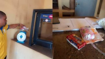 Samsung Phone Sent From Finland Turns To Biscuit At Point Of Delivery In Nigeria [Photos] 2
