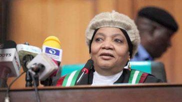 Justice Zainab Bulkachuwa Steps Down From Atiku's Presidential Election Petition Tribunal 5