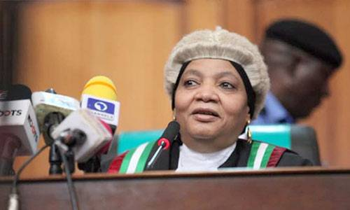Justice Zainab Bulkachuwa Steps Down From Atiku's Presidential Election Petition Tribunal 1