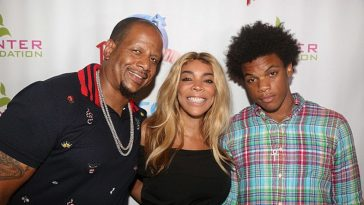 Wendy Williams Will Support Her 18-Year-Old Son In Court After He Assaulted His Dad 5