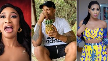 Juliet Ibrahim, IK Ogbonna Replies Tonto Dikeh After She Claimed They're Gay And Perpetual Beggars 9
