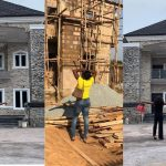 Lady Shows Off Her Newly Built Mansion After Being Chased Out From Husband's One Room Apartment 8yrs Ago 27
