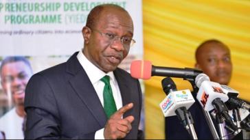 """Nigeria May Slide Back To Recession"" - CBN Governor, Godwin Emefiele Warns 3"