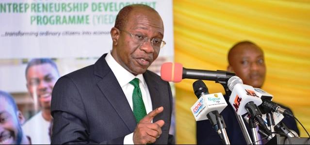 """Nigeria May Slide Back To Recession"" - CBN Governor, Godwin Emefiele Warns 1"