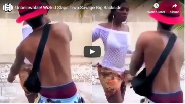 Tiwa Savage Replies A 'Crazed Fan' Who Wants To Spank Her 'Backside' Like Wizkid 7