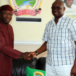 Fayose Congratulates Governor Fayemi On His Election As Chairman Of Governor's Forum 12
