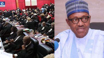 Presidential Tribunal Dismisses Application Seeking To Stop Buhari's Inauguration 4