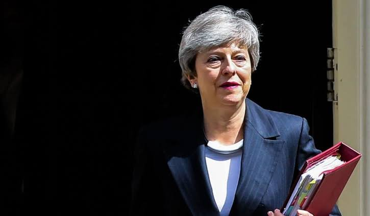 UK Prime Minister Theresa May resigns - Breaking News 2