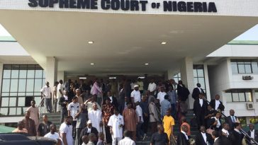 Supreme Court Sacks All APC Candidates In Zamfara, PDP Set To Take Over 1