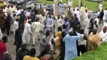 APC And PDP Youths In Zamfara Exchange Blows Inside Supreme Court Premises [Video] 4