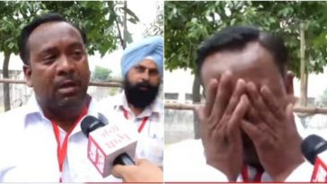 Politician With 9 Family Members, Breaks Down In Tears After Getting 5 Votes [Video] 2