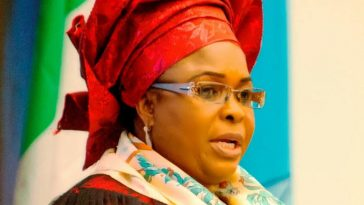 """""""Nobody Complained That I Stole Their Money"""" - Patience Jonathan Tells Court 2"""