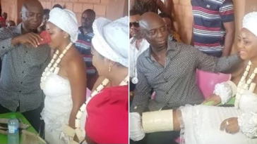 Actress Regina Daniels Finally Weds Ned Nwoko Traditionally In Delta State [Photos] 7