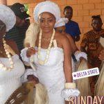 Regina Daniel's Mother Injures herself Few hours to daughters traditional wedding 11