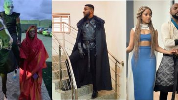 Nigerian Celebrities Dresses In Their Favorite 'Game Of Thrones' Characters [Photos] 8