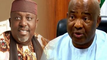 """I Will Outlive Uzodinma's Mischievous Politics Because He's A Shameless Politician"" - Okorocha 4"