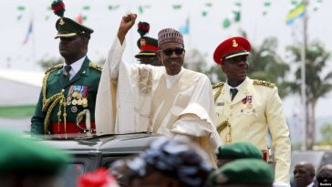 Buhari Submits assets declaration form as he gets ready for swearing-in 3