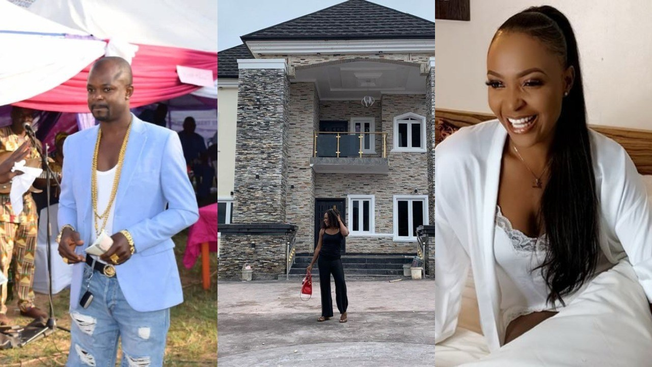 """""""Everything That Happened Was Not Real"""" - Blessing Okoro And Onye Eze Says In New Video 1"""