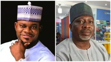 Governor Bello Dumps Deputy, Picks Chief Of Staff As Running Mate For Kogi Guber Election 4