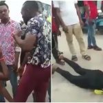 Lady Embarrassed Publicly After Boyfriend Rejected Her Marriage Proposal At A Junction In Warri [Video] 27