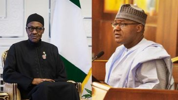"""Blame Yourself Not National Assembly For Delay In Passage Of 2019 Budget"" - Dogara Replies Buhari 2"