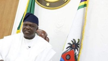 Governor Ambode's farewell message to Lagosians at the end of his tenure today. 2