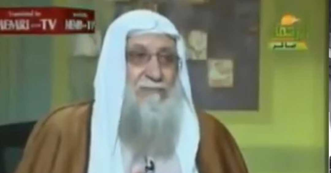 """""""Beat Your Wife If She Refuses To Have Sex With You"""" – Islamic Cleric Advises Men [Video] 1"""