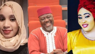 Two Popular Hausa Actresses In War Of Words Over 'Love' For Senator Dino Melaye 1