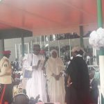 Watch As President Buhari Takes Oath Of Office For Second Term [Video] 27