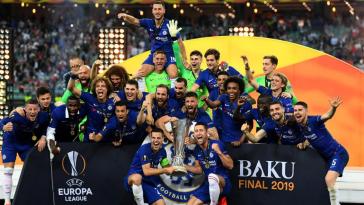 Eden Hazard Inspires Chelsea To Thrash Arsenal 4-1 To Win Europa League Title [Watch Highlight] 6