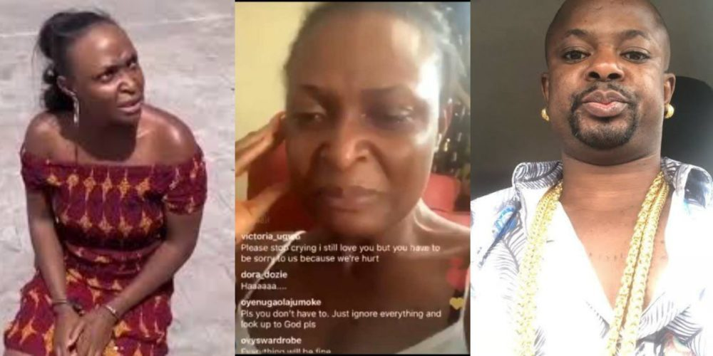 """""""Onye Eze Set Me Up, Arrested & Threatened To Kill Me"""" - Blessing Okoro Reveals In Tears [Video] 1"""