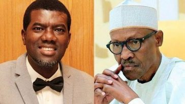 Reno Omokri Reveals Why Foreign Leaders Stayed Away From Buhari's Inauguration 3
