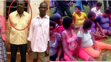 Enugu Pastor Impregnates 20 Female Church Members On 'Orders' Of Holy Spirit [Photos] 3