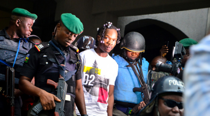 Naira Marley In For More Trouble As EFCC Finds Stolen UK, US Banks' Credit Card Info On His Laptop 1